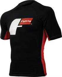 Fighting Sports Power-Flex Pro Rash Guard S/S